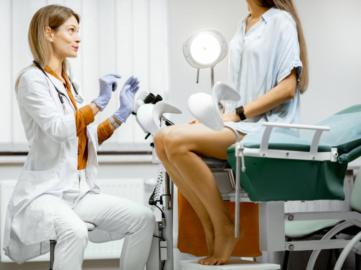 Untersuchung video gynäkologische ablauf Gynäkologische untersuchung