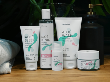 Aloe Serie von Hello Body