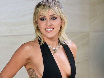 Miley Cyrus Vokuhila