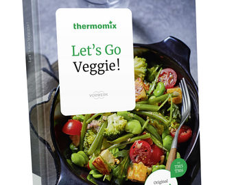 "Thermomix-Kochbuch ""Let's Go Veggie"""