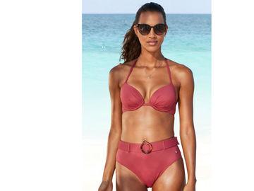 Oberweite kleine bikini für 4 Bikinis