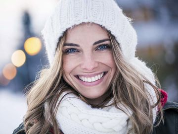 Juckende Haut Im Winter