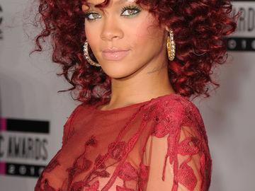 Schwarzen mit rote strähnen haare kurze Kurze Haare