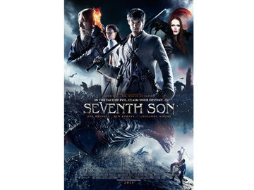 Seventh Son Filmplakat März 2015