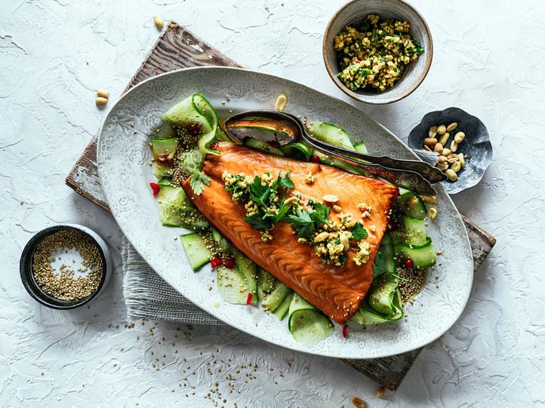 mit saupiquet thunfisch salat abnehmen