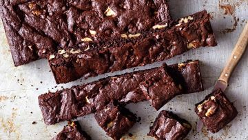 Chestnut Flour Brownies